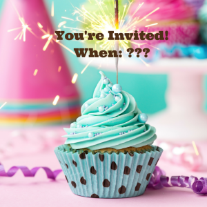You're Invited!When- ---